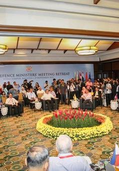 Quan điểm chung tại Hội nghị hẹp Bộ trưởng Quốc phòng ASEAN