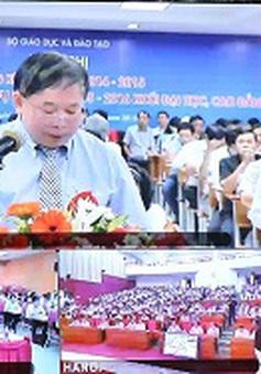Hội nghị tổng kết năm học 2014-2015: Trực tuyến toàn quốc với 6 điểm cầu