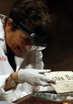 Massachusetts: Mở hộp thời gian 220 tuổi