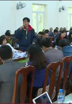 Vụ 10 năm 249 hộ dân không được giao đất ở Hải Phòng: Chưa biết bao giờ mới dứt điểm