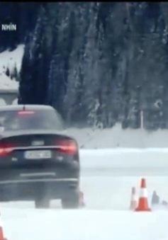 Huấn luyện tránh tai nạn giao thông tại Thụy Sĩ