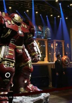 Tượng Hulkbuster Amor trong Avengers: Age of Ultron sẽ có giá 21.500 USD