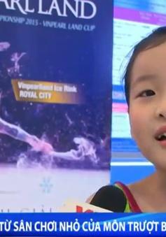 Diệu Hương - Tài năng nhí của trượt băng nghệ thuật