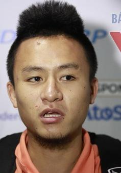 Huy Toàn: Tổ quốc và CĐV là động lực để U23 Việt Nam thi đấu hết mình