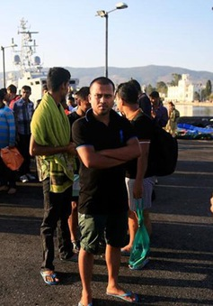 Frontex triển khai gần 300 nhân viên bảo vệ biên giới tới Hy Lạp