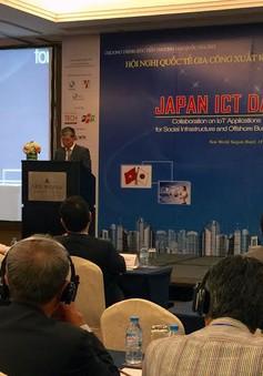 IoT là chủ đề chính của Ngày CNTT Nhật Bản 2015