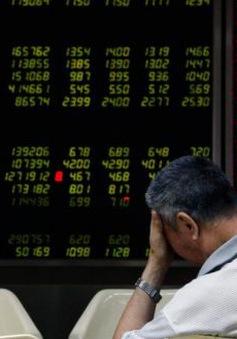 Chứng khoán lao dốc, Trung Quốc cắt giảm lãi suất