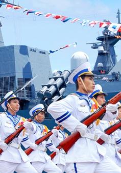 Gần 4.900 thí sinh trúng tuyển các trường quân sự
