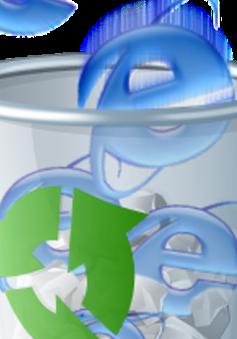 Hướng dẫn xóa Cookies trên Internet Explorer