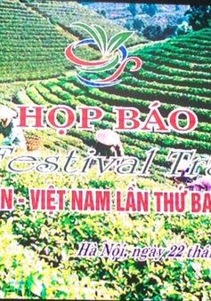 Festival Trà Thái Nguyên - Việt Nam lần thứ 3: Tinh hoa Trà Việt