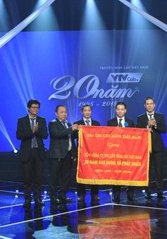 VTVcab kỷ niệm 20 năm thành lập