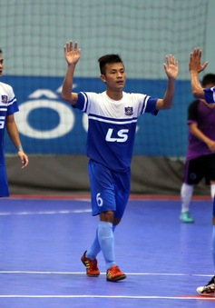 Thái Sơn Nam bước vào tranh tài tại giải Futsal các CLB Châu Á
