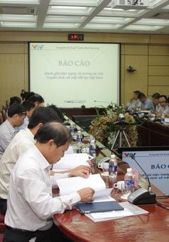 Hiện trạng và tương lai của Truyền hình số mặt đất tại Việt Nam
