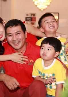 Hoa khôi thể thao Thu Hương chia sẻ cuộc sống mẹ ghẻ con chồng