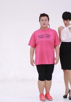 Bước nhảy ngàn cân 2015: Xuân Lan chê 'hotgirl trăm ký' kém duyên