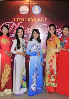 Lộ diện 50 thí sinh lọt vào CK Nữ sinh viên Việt Nam duyên dáng 2015