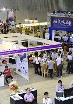 400 gian hàng tham dự Triển lãm thiết bị công nghệ 2015