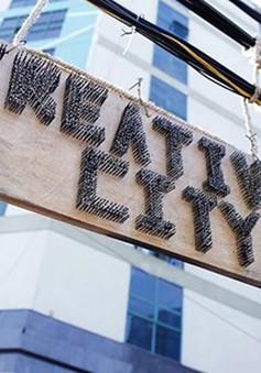 Creative City hút giới trẻ Thủ đô dịp cuối tuần