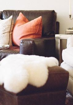 Những cách hữu dụng giúp căn nhà trở nên ấm áp