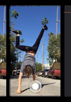 Boomerang - Ứng dụng làm ảnh động GIF trên Instagram