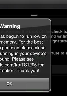 iOS 9.0.2 giúp cải thiện dung lượng trên iPhone bản 16GB