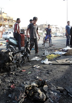 IS thừa nhận đã tiến hành vụ đánh bom ở Iraq