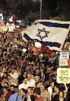 Israel: Biểu tình chống kỳ thị người đồng tính