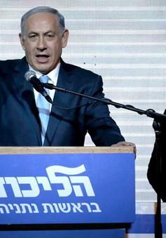 Đảng Likud giành thắng lợi trong cuộc bầu cử Israel