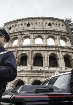 Italy tăng cường an ninh cho sự kiện Năm Thánh