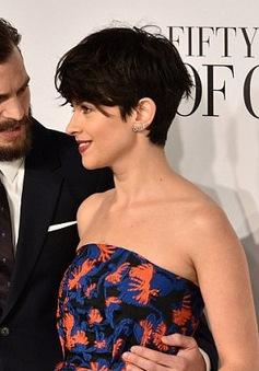 """Jamie Dornan: """"Vợ tôi thích phim 50 sắc thái"""""""