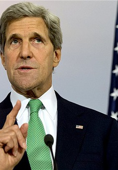 Ngoại trưởng Mỹ hối thúc Israel và Palestine chấm dứt bạo lực