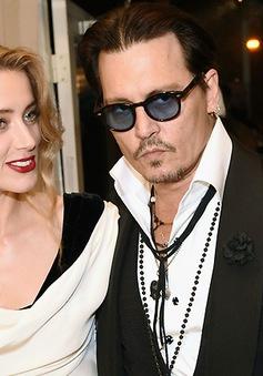 Johnny Depp sẽ kết hôn vào tuần tới