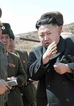 Triều Tiên tuyên bố sẵn sàng chiến tranh toàn diện với Hàn Quốc