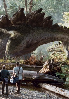 Jurassic World – Phim về khủng long hoành tráng nhất