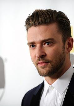 Justin Timberlake khoe ảnh quý tử kháu khỉnh