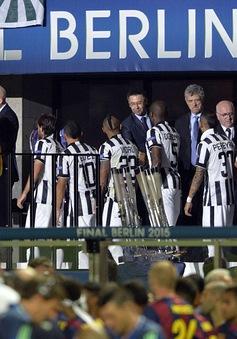 Juventus – Kẻ bại trận vĩ đại nhấttại Champions League
