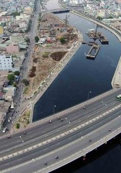 Khánh thành dự án cái tạo kênh Tân Hóa – Lò Gốm