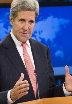 Ngoại trưởng Mỹ tìm giải pháp giảm căng thẳng giữa Palestine và Israel