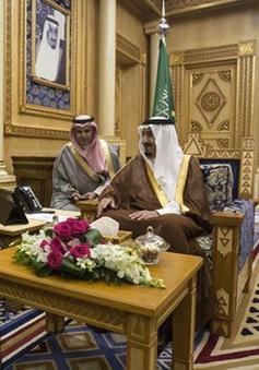 Mỹ và Saudi Arabia bàn về tình hình Syria