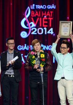 """Ca khúc """"Bốn chữ lắm"""" đoạt giải Mai Vàng 2014"""
