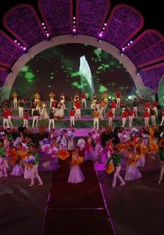 Xem lại lễ khai mạc Festival Hoa Đà Lạt 2015: Đà Lạt - muôn màu sắc hoa