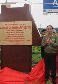 Khánh thành Dự án đường Hồ Chí Minh qua Tây Nguyên
