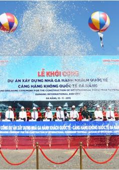 Xây dựng nhà ga hành khách quốc tế tại Đà Nẵng