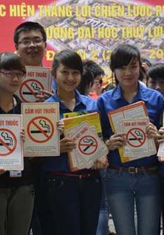 Phú Yên phát động phong trào môi trường không khói thuốc