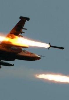 Không quân Nga tiêu diệt hơn 300 phần tử IS tại Syria