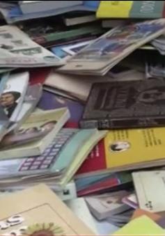 Thiết thực dự án 'Mang sách đến khu ổ chuột' ở Brazil