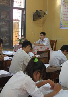 Chấm thi THPT quốc gia: Nhiều trường chọn phương án cuốn chiếu
