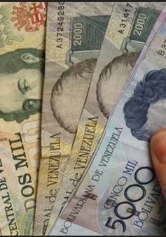 IMF dự báo lạm phát của Venezuela ở mức hơn 100%