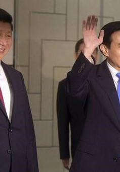 Lãnh đạo Trung Quốc, Đài Loan gặp mặt lần đầu sau 60 năm