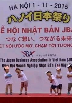 Sôi nổi Lễ hội Nhật Bản 2015 tại Hà Nội